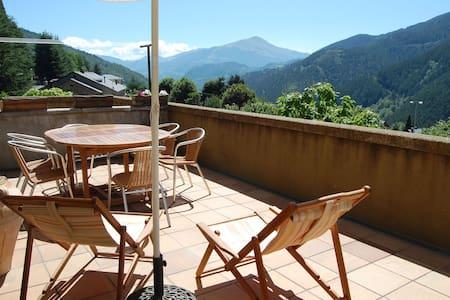 Apartamento en Planoles - Pirineo de Girona - Planoles