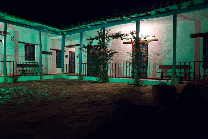 Casa Rural Suanoga Uso Exclusivo. Total de la Casa
