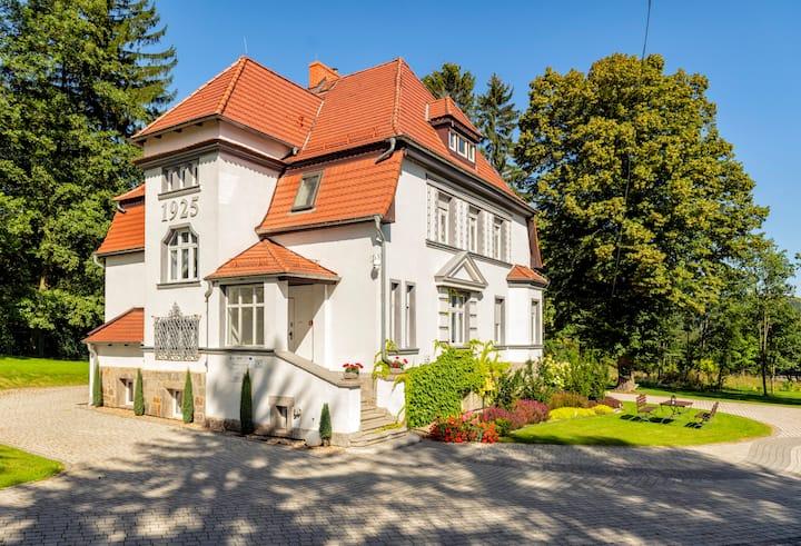 """Villa Adam Eulengebirge """"besser gehts nicht"""""""