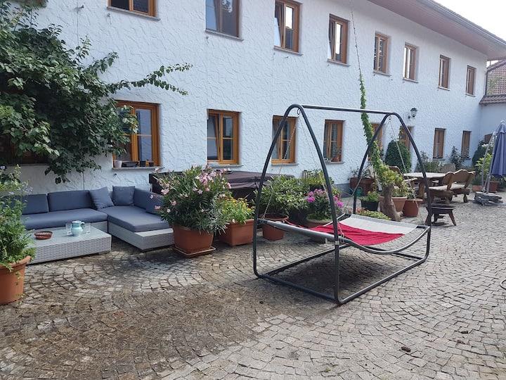 Biobauernhof mit Flair - Wohnung 150 m²