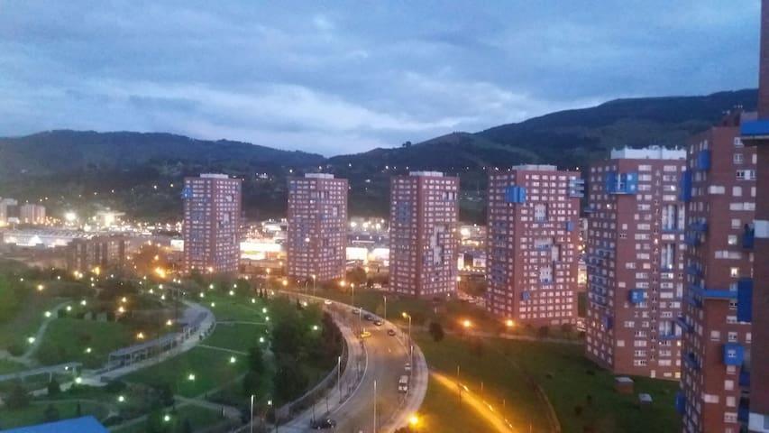 Zona parque botánico. 10min Bilbao - Barakaldo - Apartment