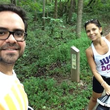 Priscila User Profile