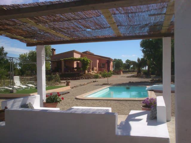 Casa Rural Fantastic in Sencelles - Palma de Majorque - Maison