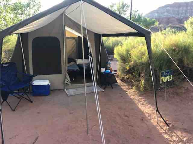 Tiny Travels Camping Kit - BEST IN SOUTHERN UTAH!
