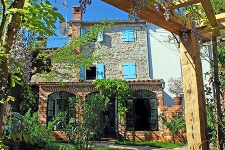 Wistria holiday home - nearby Porec - Dekovići - Hus