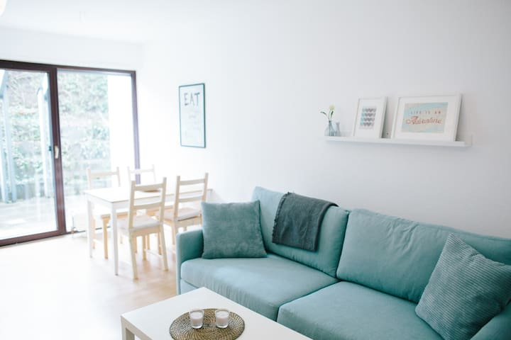 2 Zimmer Appartment in Mainz Lerchenberg nähe ZDF - Mainz