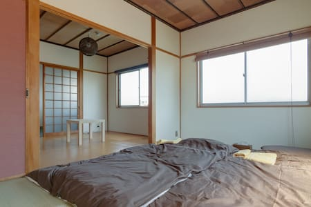 Renovated & Private for Families and Groups 305 - Osaka-shi