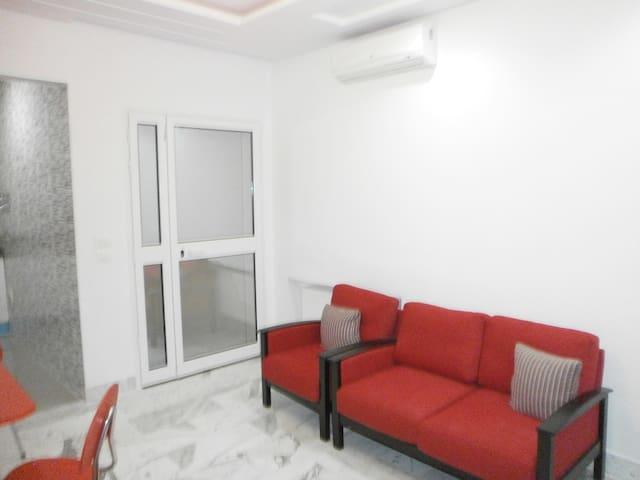 appartement S+1 centre de sousse - Sousse - Huoneisto