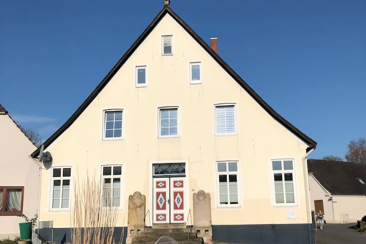 Osterholz-Scharmbeck, Top-City-Apartment mit WLAN