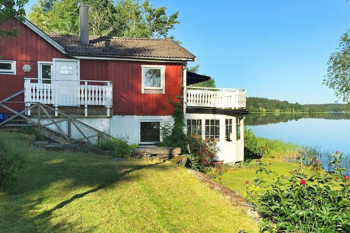 4 star holiday home in PRÄSSEBO
