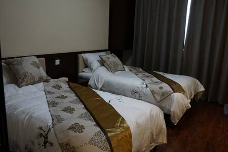 Silk Road Villa Ensuite 201 - Changji Huizuzizhizhou - Bed & Breakfast