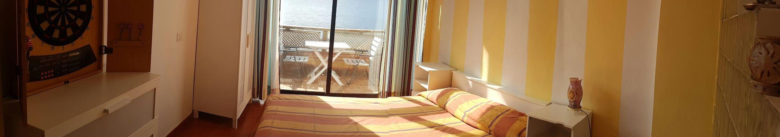 Estudio con las mejores vistas - Las Palmas - Apartamento
