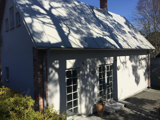 Exclusive house close to the beach in Åhus