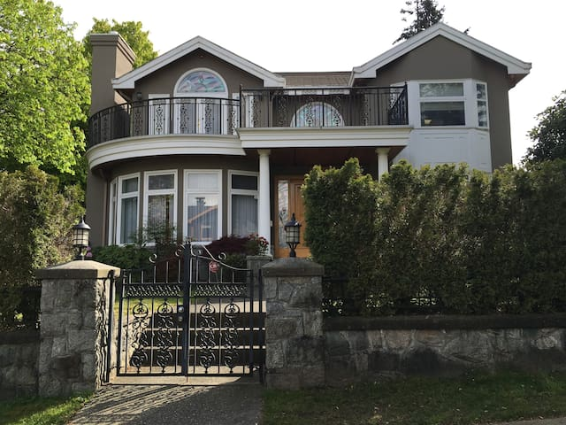 10% OFF! Vancouver West Luxury House Nice Location - Vancouver - Casa