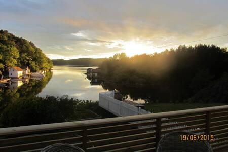 Nydelig, idyllisk sommerparadis - Lillesand - Casa