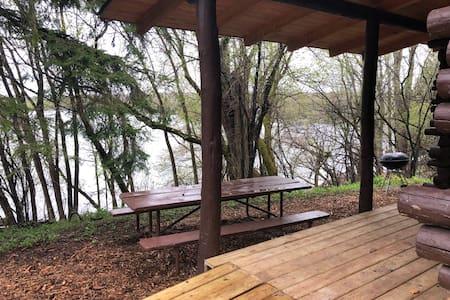 Glacier Hills County Park Rustic Cabin #9