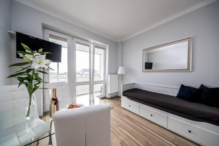 Apartament Smolna 15 by Your Freedom