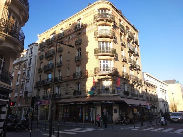 3 pièces, Appartement à Paris, Roland Garros, 70m2