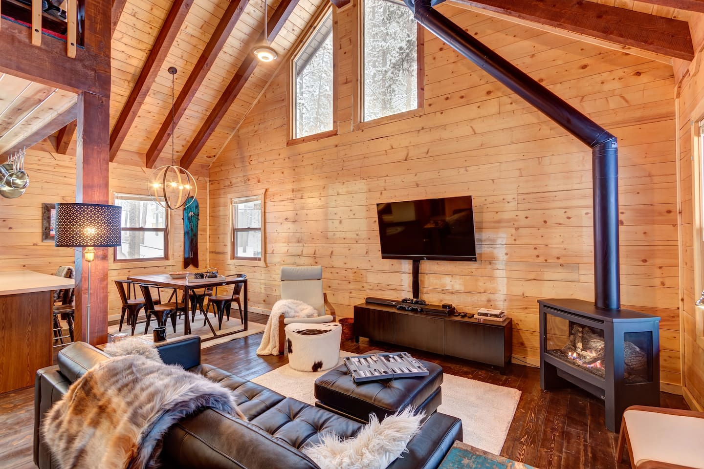Winterfell - Private Wired Cabin - Houses for Rent in Breckenridge ...