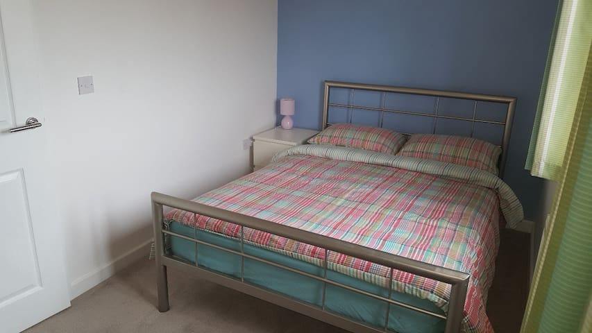 Cosy Double Room in the Heart of Mid Suffolk