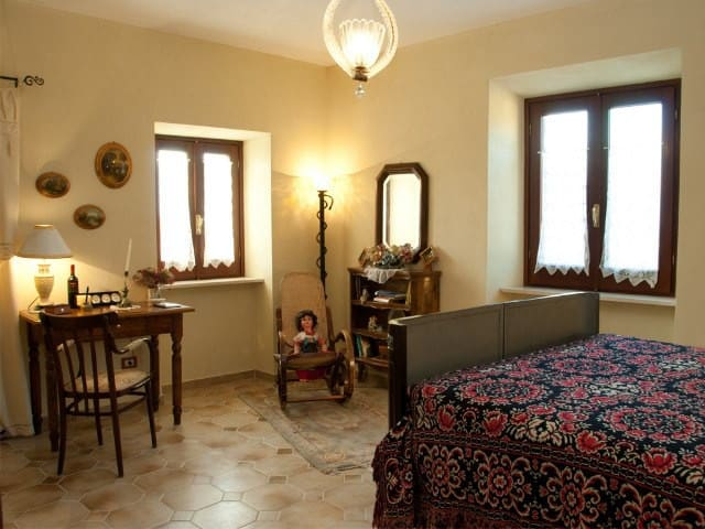 Relax near the castle - double room - Amaseno - Oda + Kahvaltı