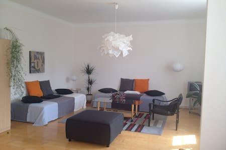 Zentral und doch im Grünen - Sankt Pölten - Apartment