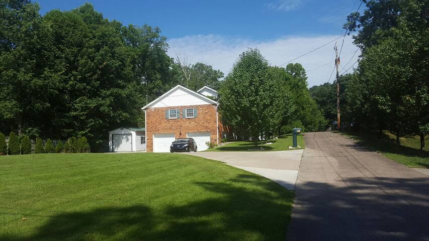 Welcome Home! A Cozy 4br Getaway. - Elkview - House