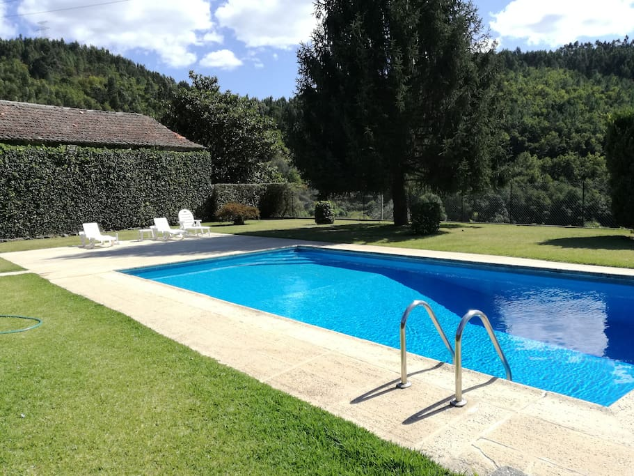 Cottage With Private Swimming Pool Villas For Rent In Caires Braga Portugal