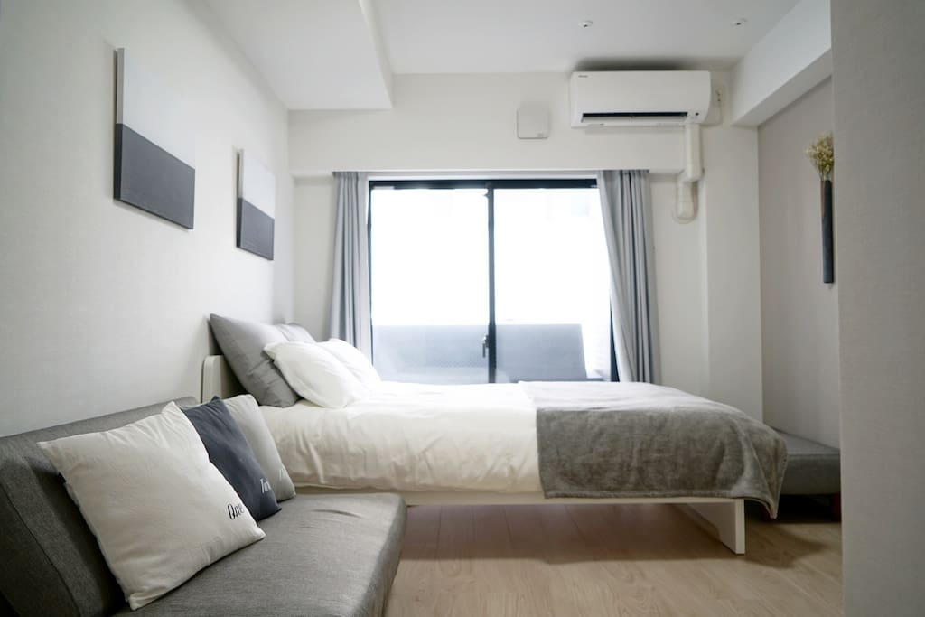 Modern , clean and very comfortable!