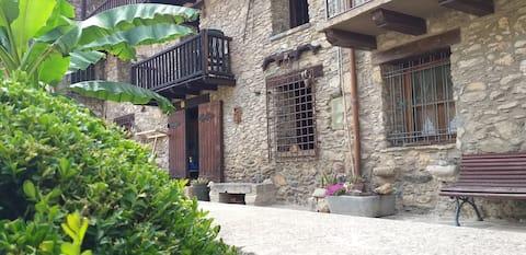 Rustico piso en Beget (Alta Garrotxa)