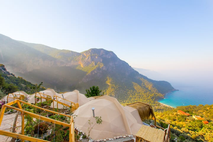 Kabak Dome No:10 Woodland Suite