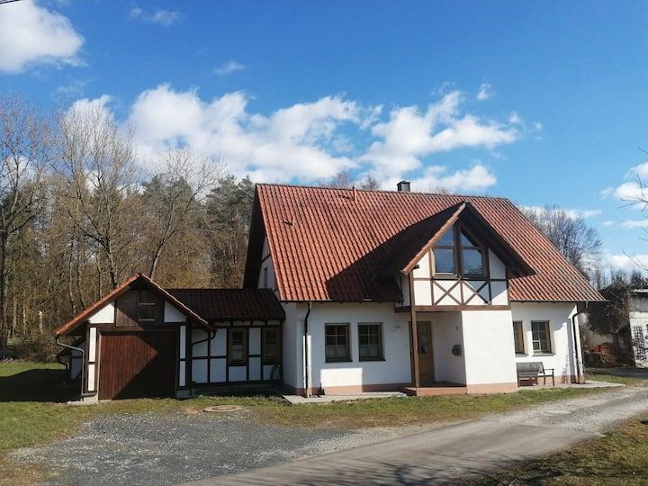 Haus im Mühlengrund beim Thermalbad Bad Rodach
