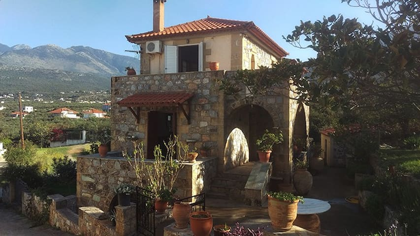 Beautiful country house Agios Dimitrios Mani