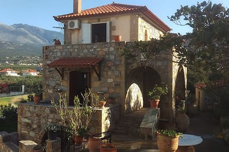 Beautiful country house Agios Dimitrios Mani