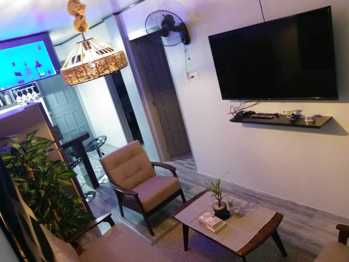Antipolo ,Cogeo European modern Family Apartment.