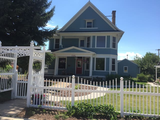 Spearfish Historic 1900 Home