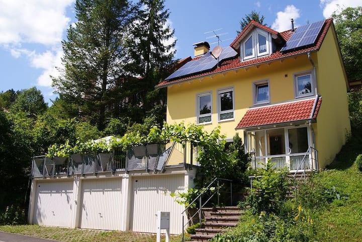 Ferienwohnung Bachwiese, Margetshöchheim