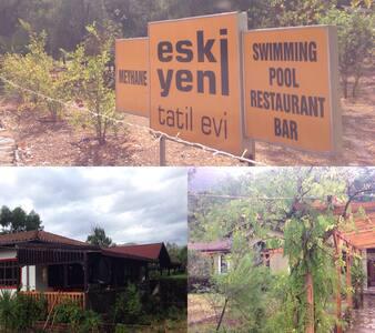 Huzur Eski Yeni Tatil Evi OLYMPOSta - Kumluca