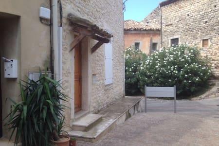 Maison de village avec jardin privé - Saint-Gervais - Hus