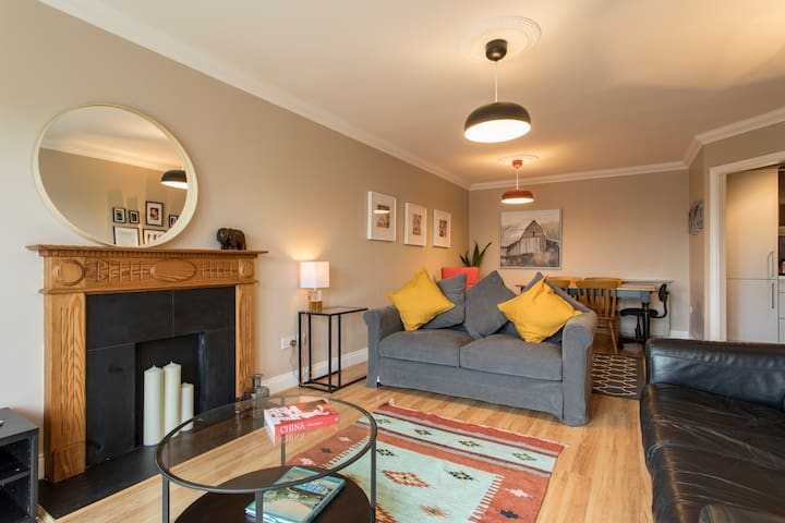 Spacious & renovated in the heart of Dublin city