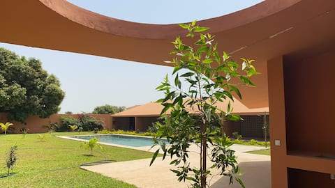 Bissau gardens villas 1
