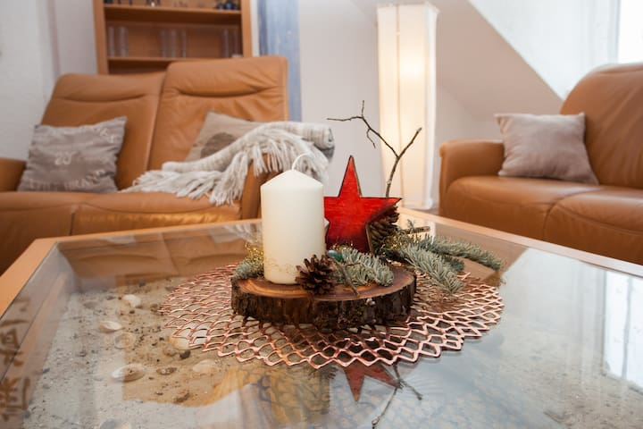 Big Apartment Lindenhof for families and business
