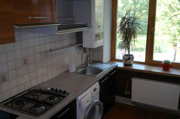 comfortable apartment for two - Riga - Pis