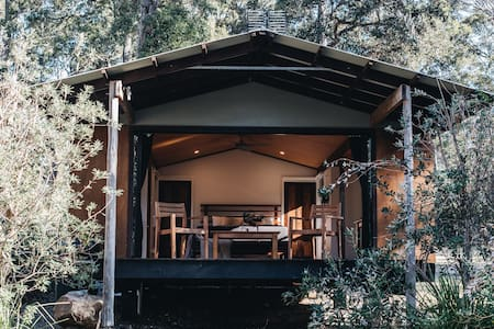 Worrowing Wilderness Hut Studio - Jervis Bay