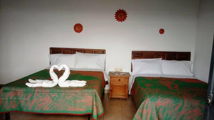 Hotel Casa Rústica Oaxaca (hab 7)