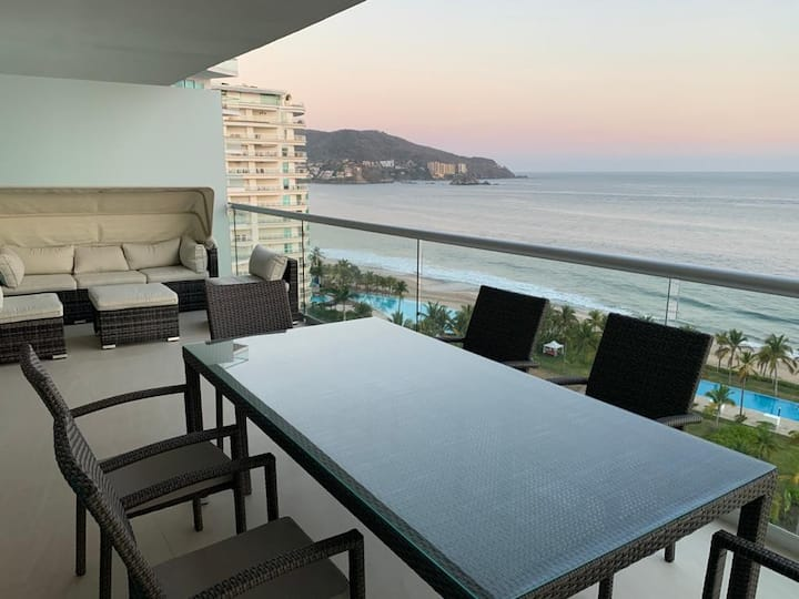☼ Luxury Peninsula Ixtapa ☼12th Floor King Suite☼