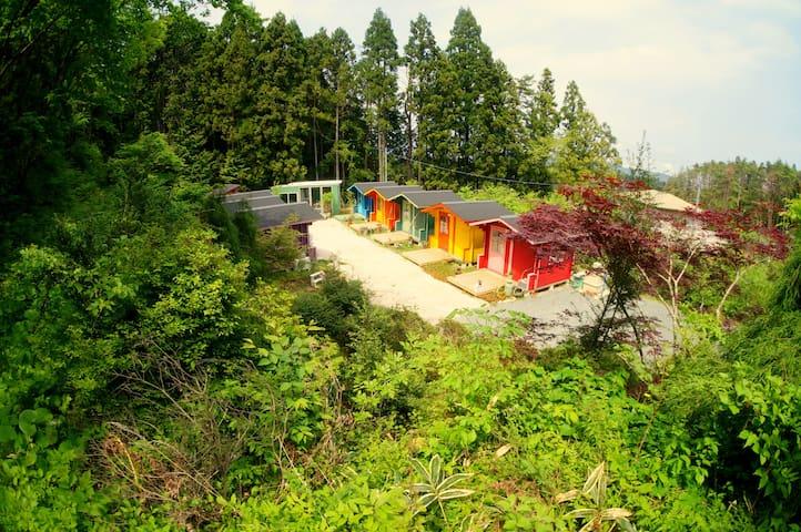 気仙沼・森のコテージ 1(1~5)