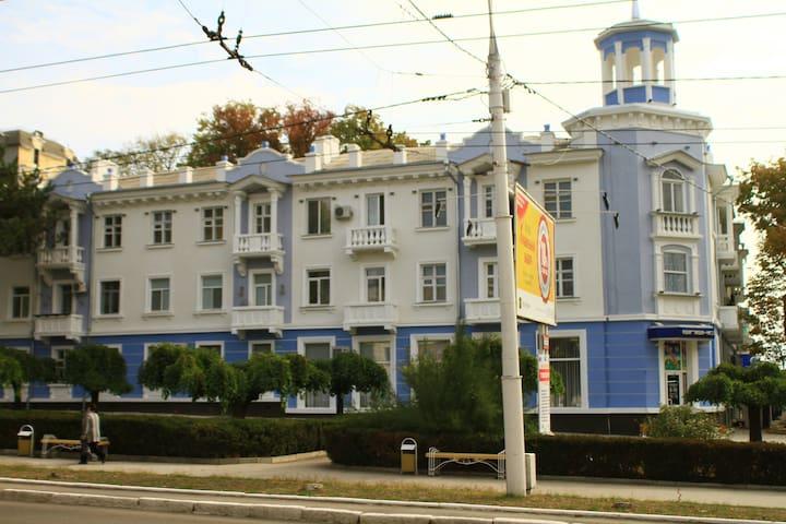 Старый Тирасполь. Old Tiraspol