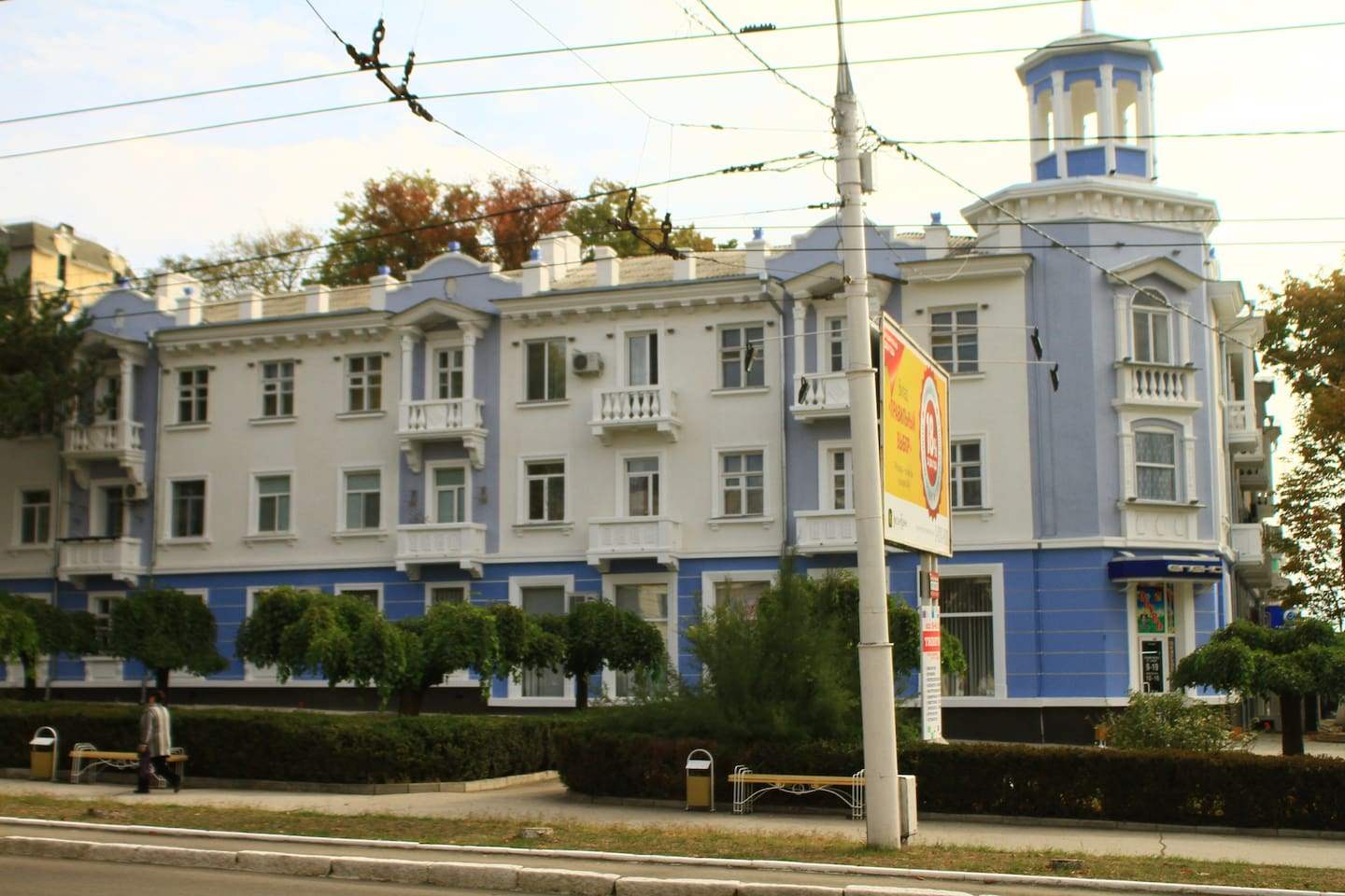 Historical building under state protection