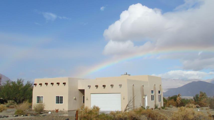 Anza Borrego Springs desert quiet serenity getaway - Borrego Springs - Huis